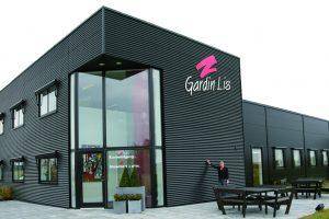 Gardin Lis bygning